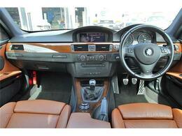 LCIモデル/6速MT/コンフォートアクセス/ブラウンレザー/HIDライト/18AW/ナビ/BMW