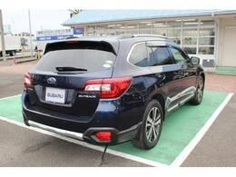 惜しまれつつ販売終了のアウトバック元試乗車です。静岡県内のお客様に限り販売の条件です