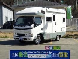 トヨタ カムロード バンテック ジル480改 家庭用エアコン ソーラー オーニング