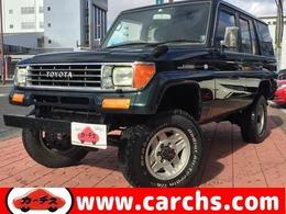 トヨタ ランドクルーザープラド 3.0 SXワイド ディーゼルターボ 4WD 2インチリフトアップ/ナローボディ仕様/