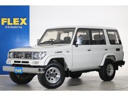 トヨタ ランドクルーザープラド 2.4 SX ディーゼルターボ 4WD
