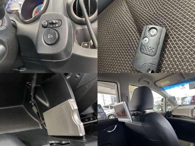 ■ETC車載器装備■高速道路で止まらず通過できて時間短縮! セットアップをしてすぐ使える状態でお渡しします!