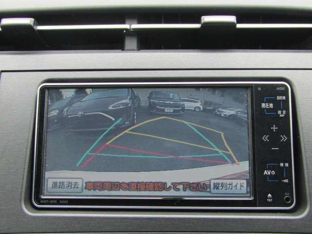 【純正HDDナビ装備!】DVD再生&音楽サーバー&フルセグTV&バックカメラ機能も付いてます☆