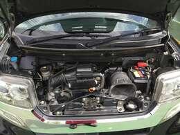 排気量の小さいエンジンもターボ付きなら低速域も力強く、エンジンに余裕が感じられることでしょう。人を乗せても、荷物を積んでもスムーズに走れるこの力強さを一度体験してみて下さい。