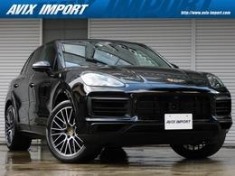 ポルシェ カイエン 3.0 ティプトロニックS 4WD SデザインF 黒革 マトリックスLED 20AW