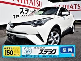 トヨタ C-HR ハイブリッド 1.8 S LED パッケージ トヨタセーフティセンス
