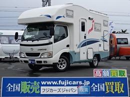 トヨタ カムロード バンテック コルドバンクス FFヒーター 温水ボイラー ソーラー