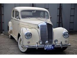 メルセデス・ベンツ メルセデスベンツ 220 W187 4ドアセダン ウエスタン自動車正規物