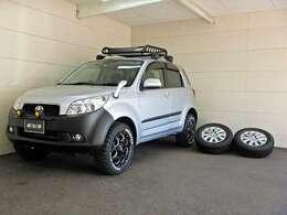 4WDのマニュアル車は全国でも希少な1台!オフロードカスタムでさらに他の車と差をつけられます!