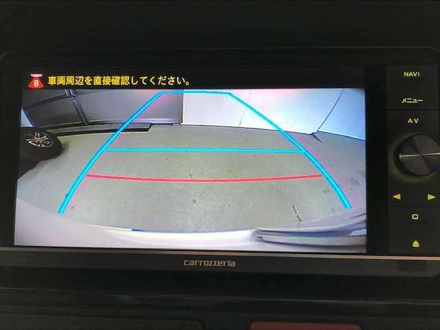 ☆バックカメラもあるので駐車も安心です(^^♪