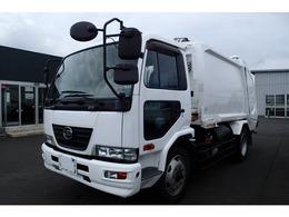 UDトラックス コンドル 2071 パッカー車 プレス式8.2立米新明和増t
