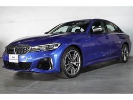 BMW 3シリーズ M340i xドライブ 4WD 革シート19AW当社デモ車新車保証BSI付
