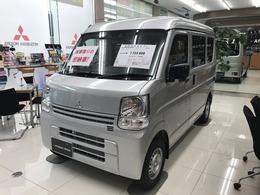 三菱 ミニキャブバン 660 G ハイルーフ 4人乗り ショールーム展示新車