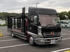 2台積み積載車(ローダウン対応)で遠方納車・買取可能