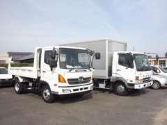 2t・4t・10tダンプ&トラック高価買取中!!お気軽にご相談下さい!