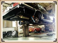 希少車/旧車など変わった車の整備もぜひご相談くださいませ。