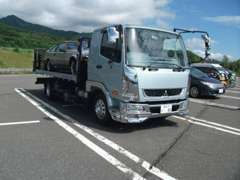 日本全国納車に伺います!緊急時の対応もお任せください。ちなみに、写真の撮影場所は北海道です♪