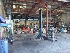 当社の自社工場です。アフターも安心です。1台1台メンテナンスいたしております。