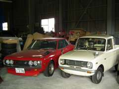 レアな国産旧車にも対応しています。お気軽にご相談ください。