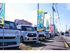 徳島空港が目標。松茂町広島のローソン・マサコ松茂店向かいです