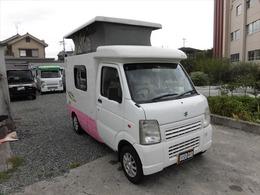 スズキ キャリイ キャンピング車 AZ-MAX ka-i 軽キャンパー 4WD ポップアップルーフ