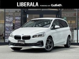 BMW 2シリーズグランツアラー 218d スポーツ 社外フルセグTV HUD ACC コンフォート
