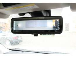 最新技術の安全性能の一つデジタルインナーミラー☆ 後方確認が楽にできるため、運転に不安な方でも安心してお乗り頂けます!! 長距離ドライブでも安心(^-^)