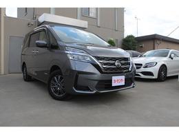 日産 セレナ 2.0 XV 4WD メーカー純正ナビ・パワーシート・ETC