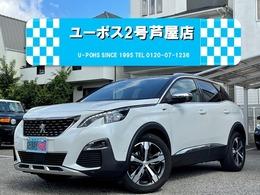 プジョー 3008 GT ブルーHDi 禁煙 ツートン ナビ TV セーフティ