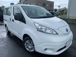 日産 e-NV200バン GX 5人乗 EV車 1500V電源 ラジオ シートヒーター