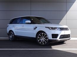 ランドローバー レンジローバースポーツ SE (ディーゼル) 4WD ユーロンホワイト オプション13点装備