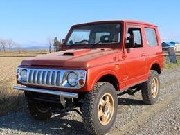 スズキ ジムニー 660 ワイルドウインド 4WD カスタム リフトアップ