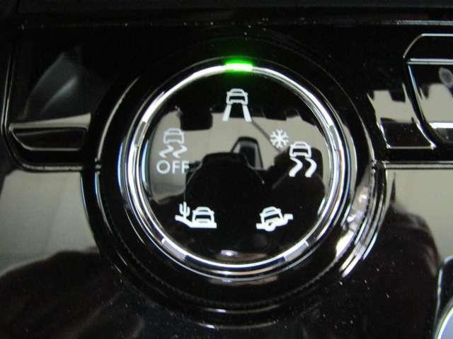 ドライブセレクト♪走行環境に合わせてモード選択をすることが出来ます♪