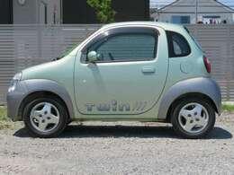 内装外装共に走行距離の割にはキレイなお車です!