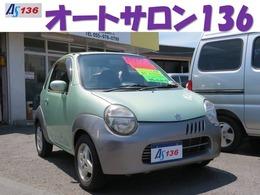 スズキ ツイン 660 ガソリンB カラーパッケージ装着車 CD/キーレス/アルミホイール/2人乗り
