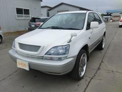 トヨタ ハリアー の中古車 2.4 FOUR iRバージョン 4WD 北海道帯広市 28.0万円
