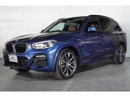 BMW X3 xドライブ20d Mスポーツ ディーゼルターボ 4WD 茶革 イノベーションP