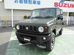 スズキ ジムニー 660 XC 4WD ナビ・ETC・ドラレコ・コーティング