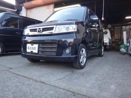 マツダ AZ-ワゴン 660 カスタムスタイル T 4WD