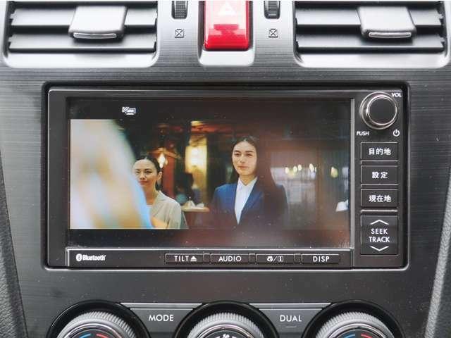 ナビ付です!通常のナビ機能に加えて、地デジ、DVD、Bluetooth接続など出来ます。