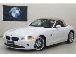 BMW Z4 ロードスター2.5i ベージュ革内装 ベージュ幌 18AW