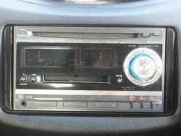 Pioneer CD・MDプレイヤー装備