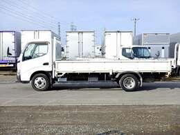 車両総重量4705kg 最大積載量2000kg