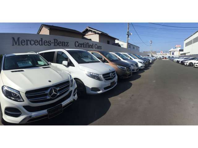 ◇掲載されている以外にも各AMG-Mrcedes車輛をはじめ高年式車輌を多数取り揃えております。お気軽にお問い合わせください。