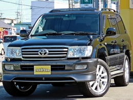 トヨタ ランドクルーザー100 4.7 VXリミテッド Gセレクション ツーリングエディション 4WD