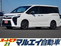 トヨタ ヴォクシー 2.0 ZS 煌 両側電動・社外ナビ・TssC・LEDヘッド