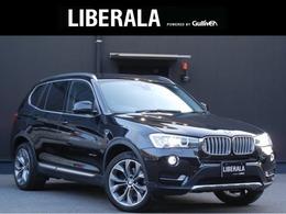 BMW X3 xドライブ20i xライン 4WD 本革/ヒーター コンフォートPKG ナビ/BT/TV