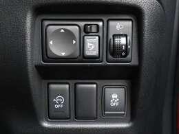 【 アイドリングストップ 】長い信号待ちや渋滞時など自動でエンジンを停止し低燃費を実現します!