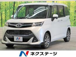 トヨタ タンク 1.0 カスタム G-T 社外SDナビ バックカメラ 禁煙