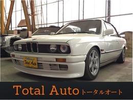 BMW 3シリーズカブリオレ 325i E-B25 ローダウン 室内保管中